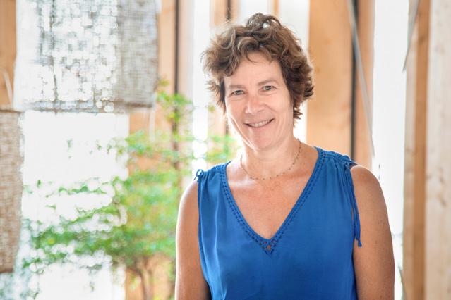 Anne Deneux, Directrice des Ressources Humaines