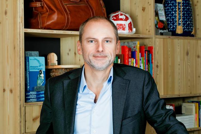 Antoine Peters, Directeur Général Adjoint