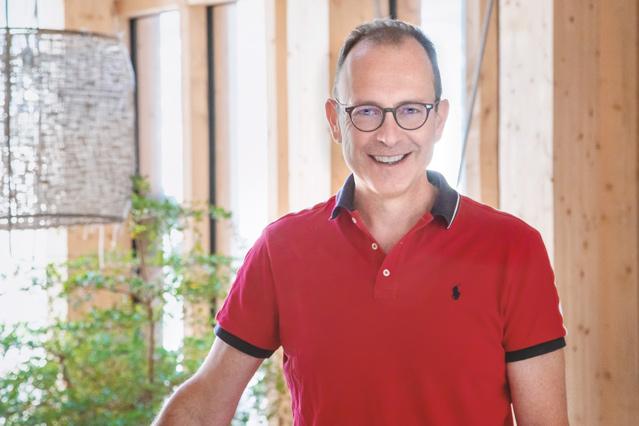David Sève, Directeur des Engagements et de la Fondation