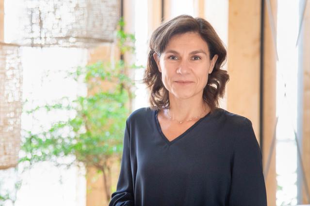 Peggy Tallon, Directrice des Systèmes d'Information