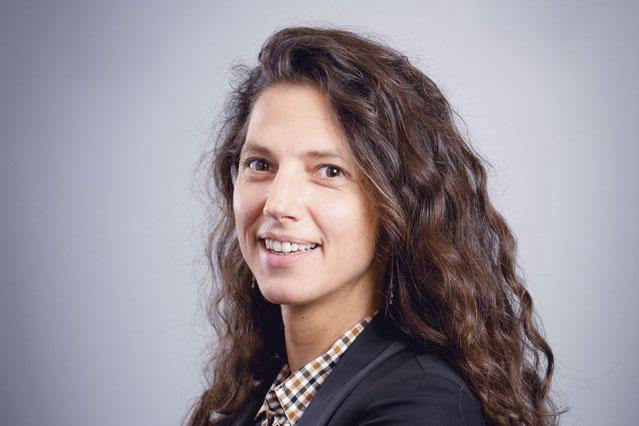Frédérique Giavarini, Directrice Générale