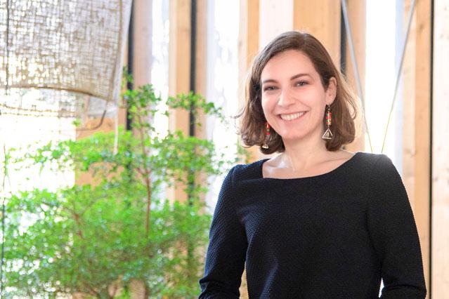 Solange Marsaux, Directrice Digital