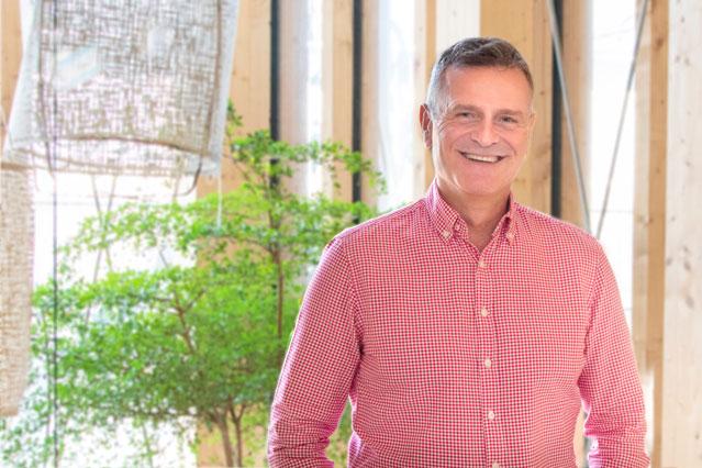 Stéphane Barberis, Directeur Identité Visuelle